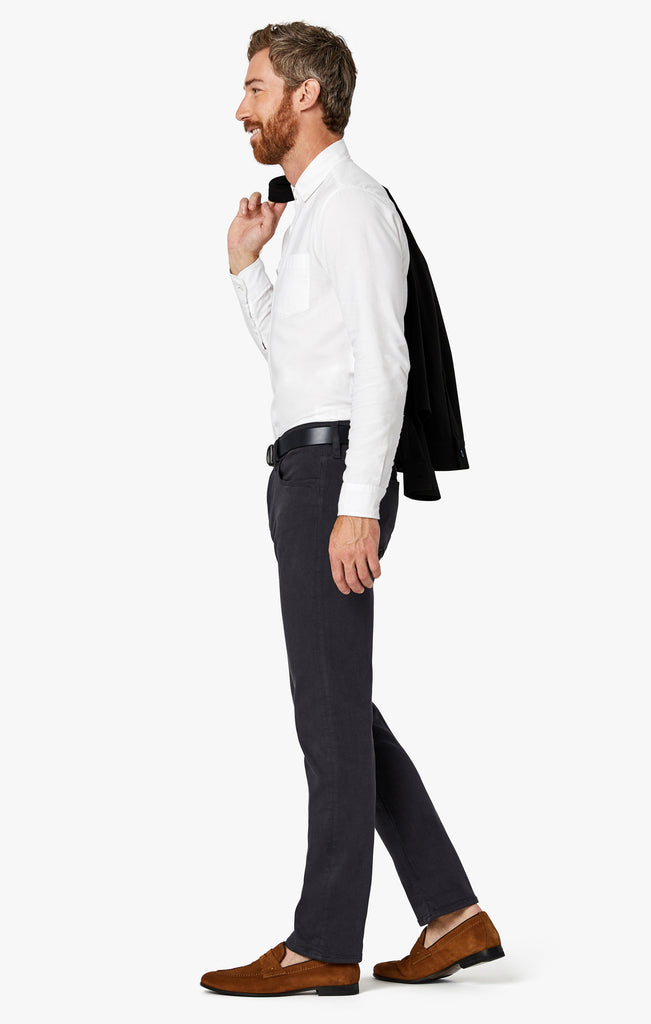 Charisma Relaxed Straight Pants in Iron Comfort