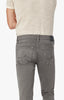 Charisma Relaxed Straight Pants in Dark Stone Twill Thumbnail 4