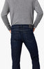Charisma Relaxed Straight Jeans in Deep Urban Thumbnail 8
