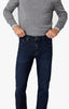 Charisma Relaxed Straight Jeans in Deep Urban Thumbnail 5