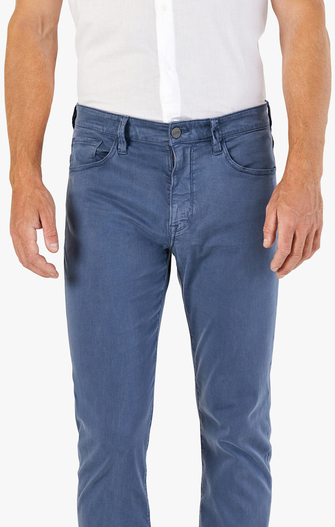 Charisma Relaxed Straight Pants In Vintage Indigo Twill