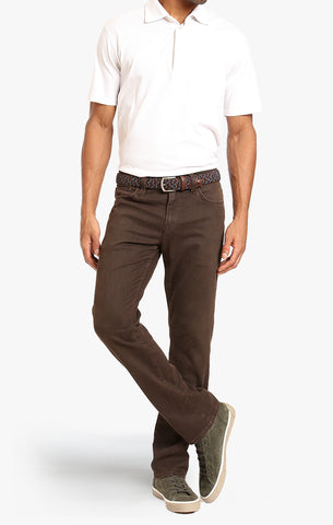 Confidence Brown Washed