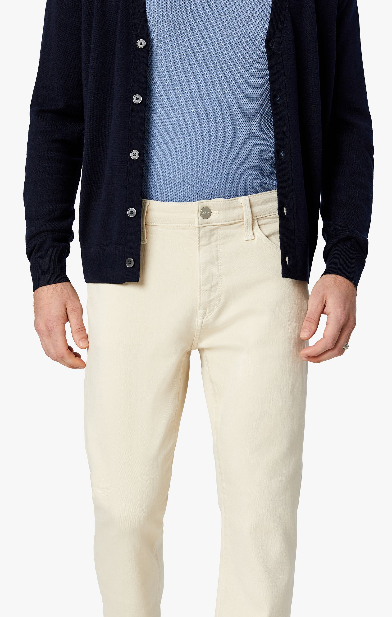Courage Straight Leg Pants In Natural Comfort Image 6