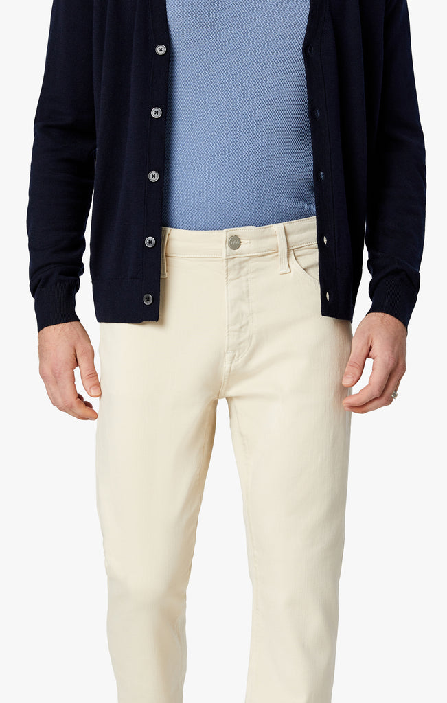Courage Straight Leg Pants In Natural Comfort
