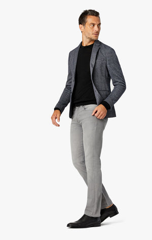 Courage Straight Leg Pants In Grey Heritage