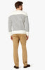 Courage Straight Leg Pants In Khaki Twill Thumbnail 6
