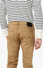 Courage Straight Leg Pants In Khaki Twill Thumbnail 7