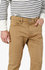 Courage Straight Leg Pants In Khaki Twill Thumbnail 8