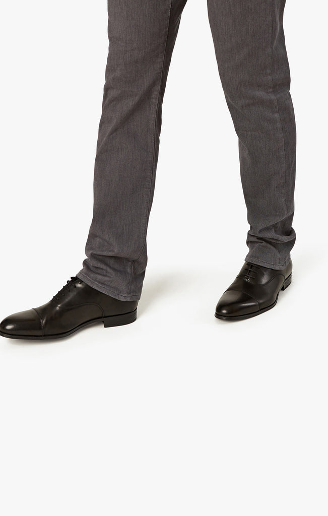 Courage Straight Leg In Grey Diagonal - 34 Heritage