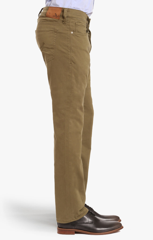 COURAGE STRAIGHT LEG IN OLIVE TWILL