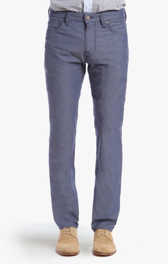 Courage Straight Leg in Indigo Summer Twill - 34 Heritage