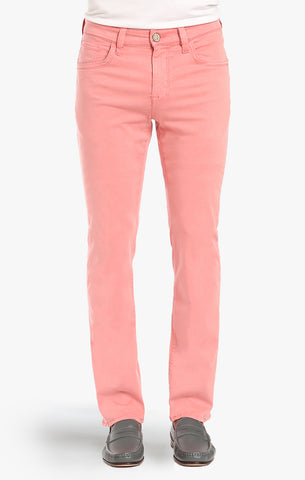 Courage Straight Leg In Rose Twill