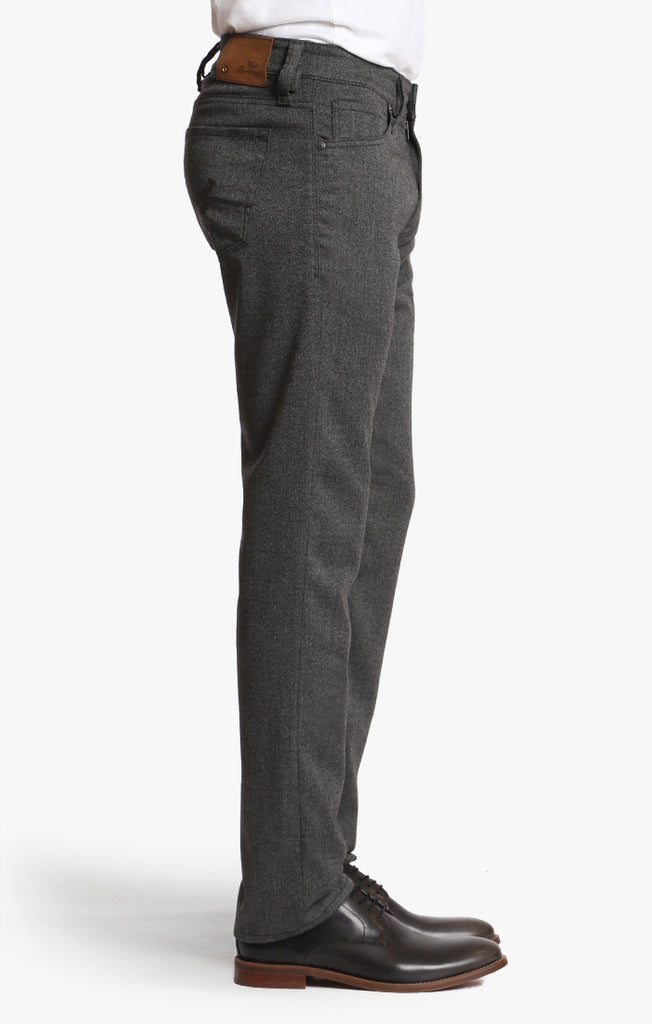 Courage Straight Leg In Grey Feather Tweed - 34 Heritage