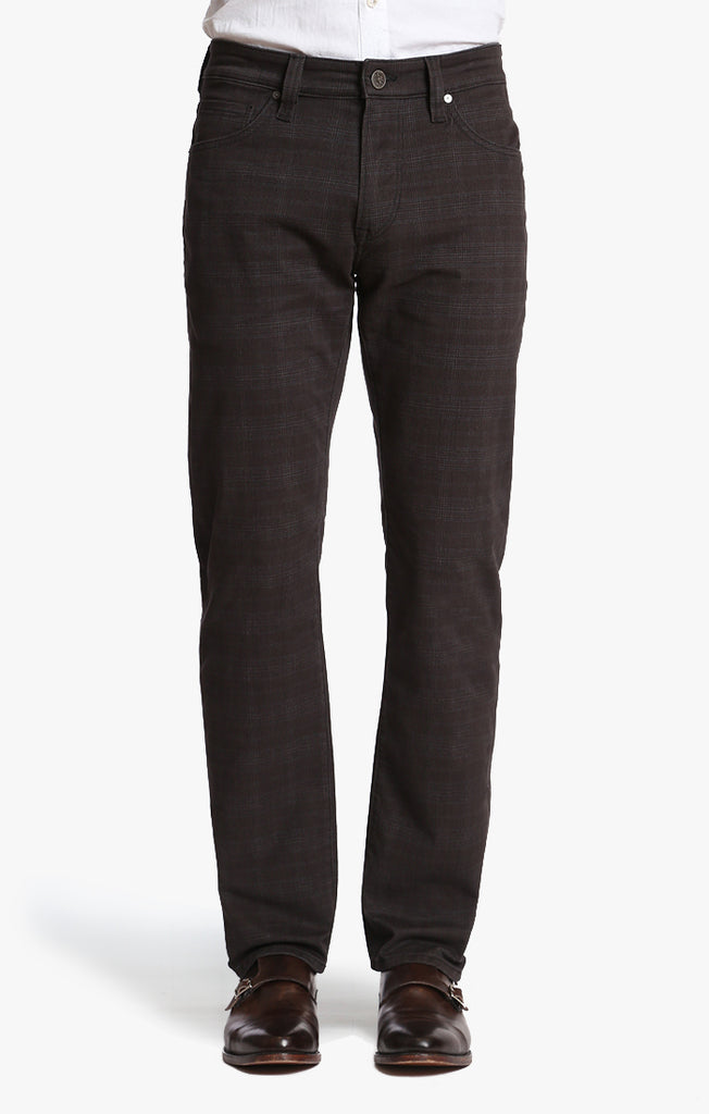 Courage Charcoal Plaid