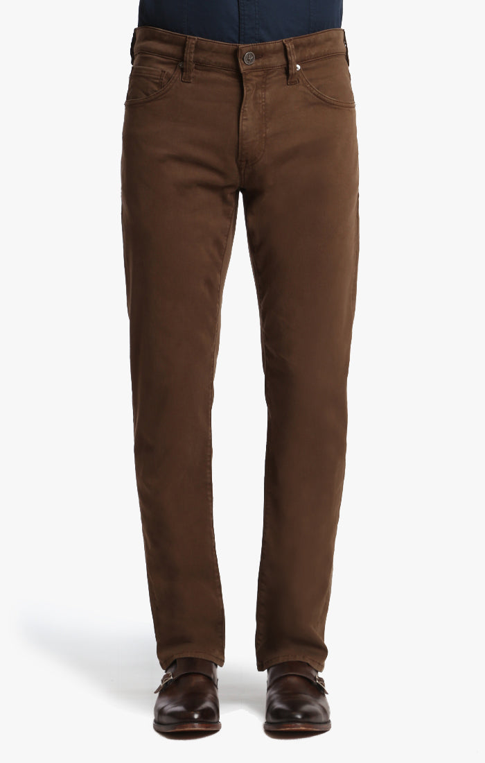 Courage Straight Leg In Choco Twill - 34 Heritage