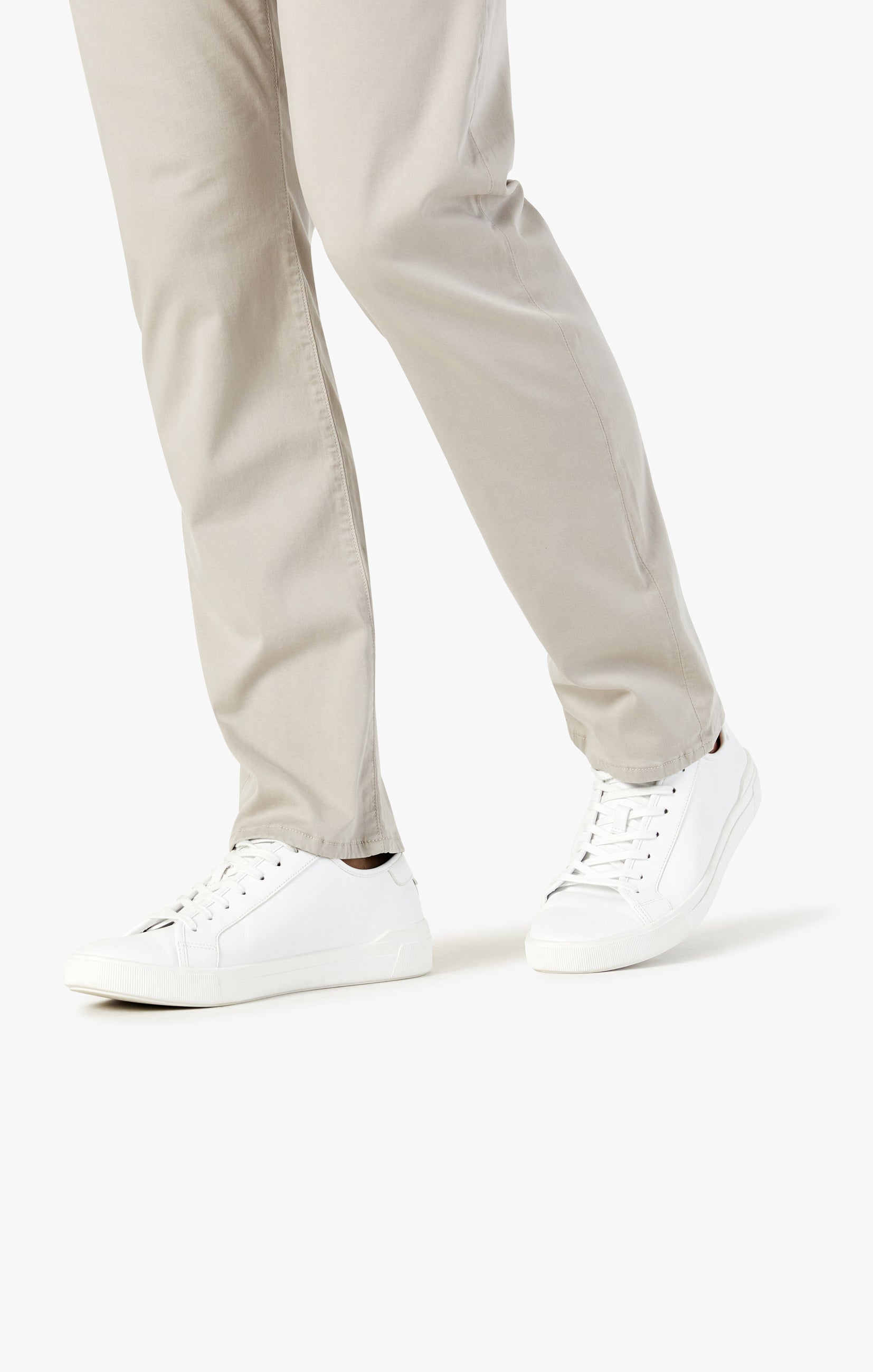 Courage Straight Leg Pants In Dawn Twill Image 7