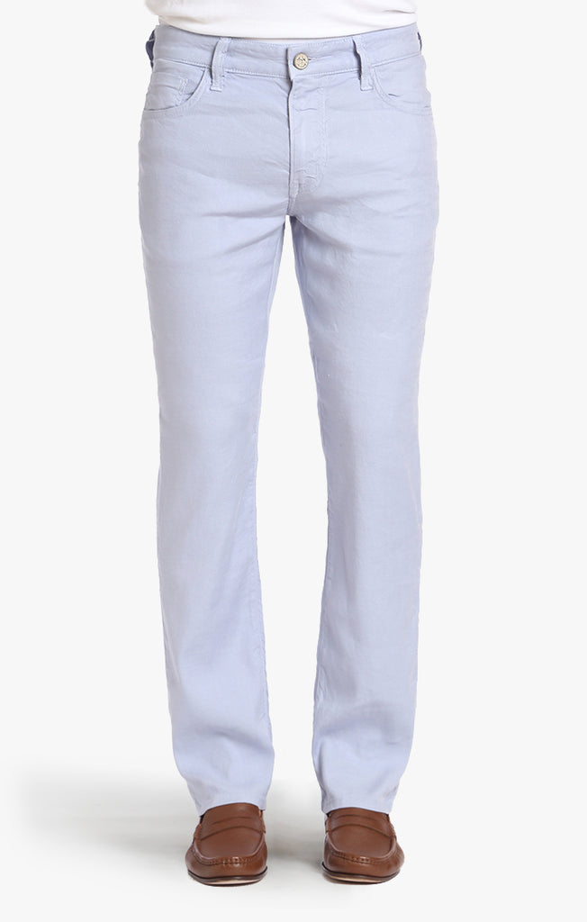 Courage Straight Leg In Lt Blue Linen - 34 Heritage