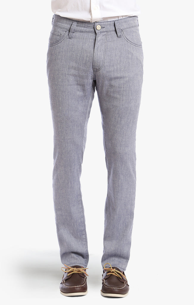 Courage Straight Leg In Indigo Textured