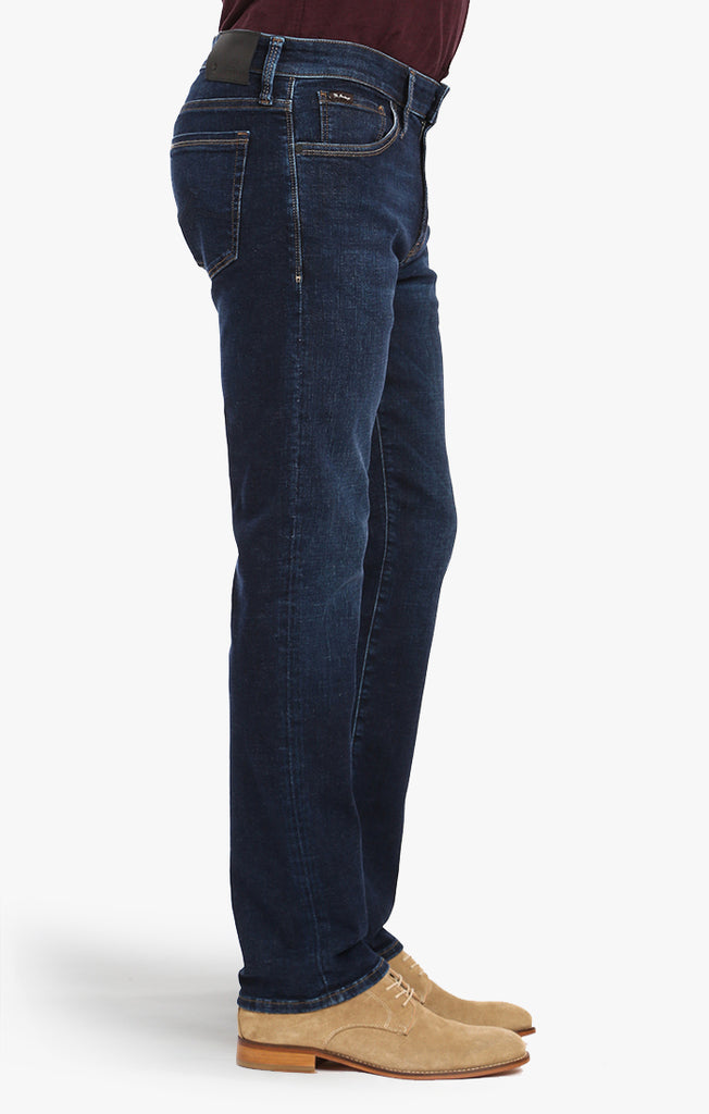 Courage Straight Leg In Deep Indigo Deluxe