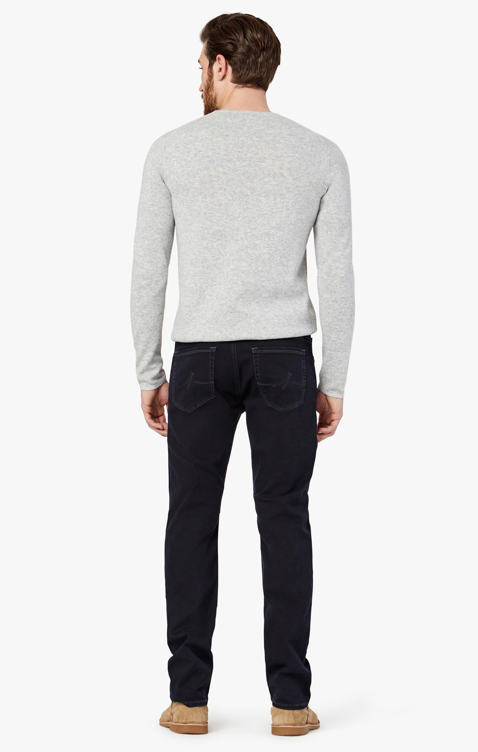 Courage Straight Leg Jeans in Rinse Austin Image 5