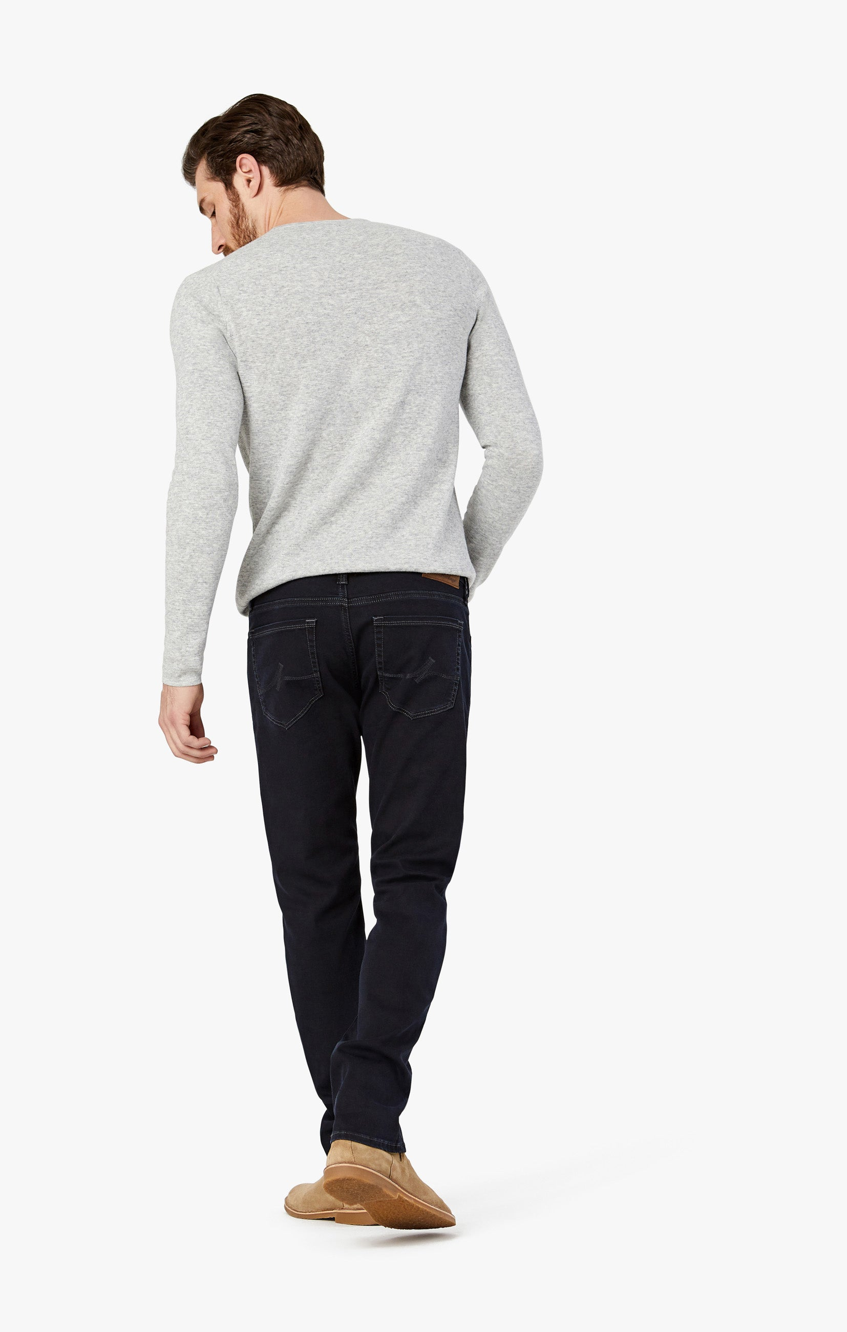 Courage Straight Leg Jeans in Rinse Austin Image 1