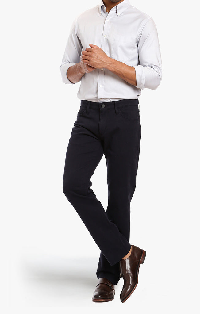 Courage Straight Leg In Midnight Fine Twill - 34 Heritage