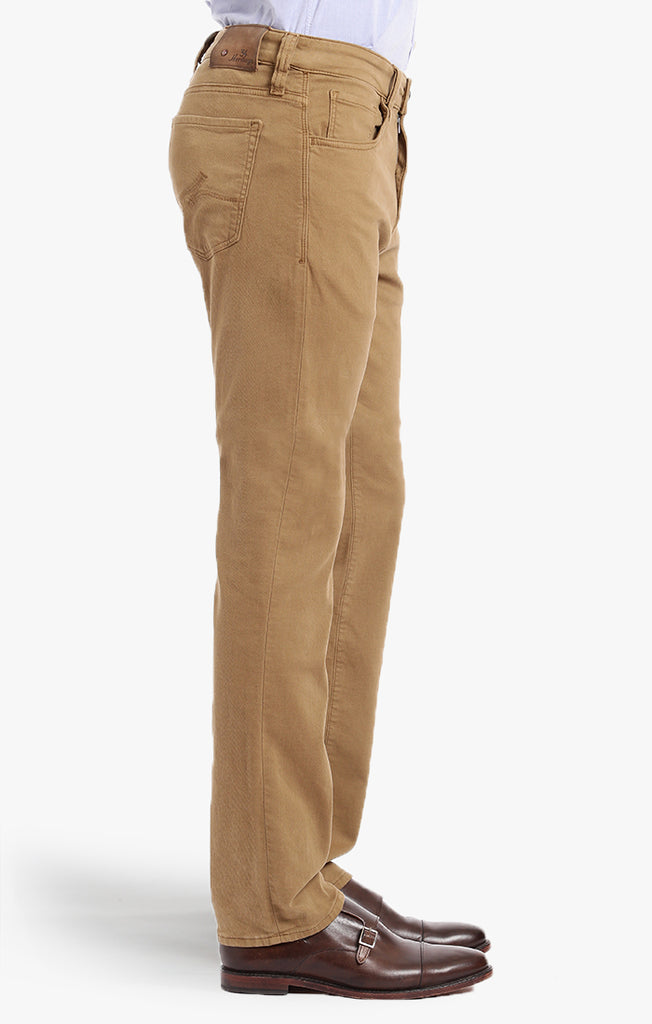 Courage Straight Leg Brown Washed Luxe