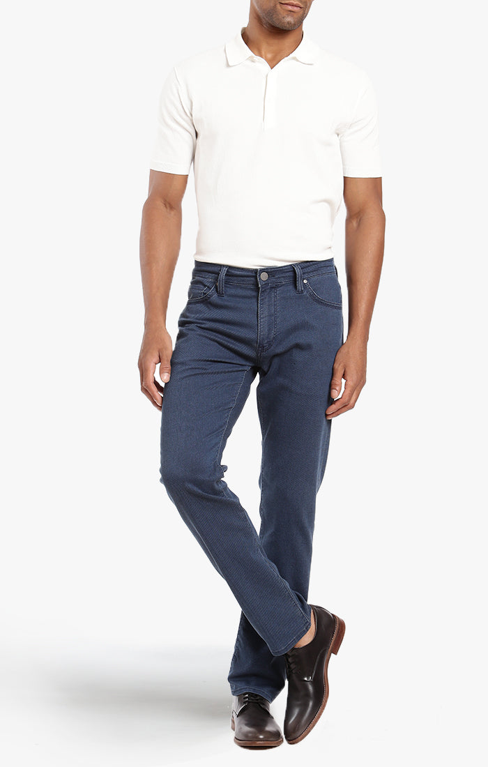 Courage Straight Leg In Mid Diamond Denim - 34 Heritage