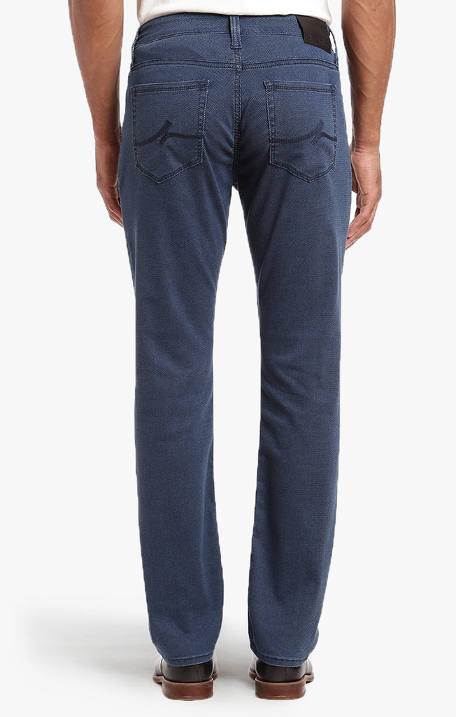 Courage Straight Leg In Mid Diamond Denim