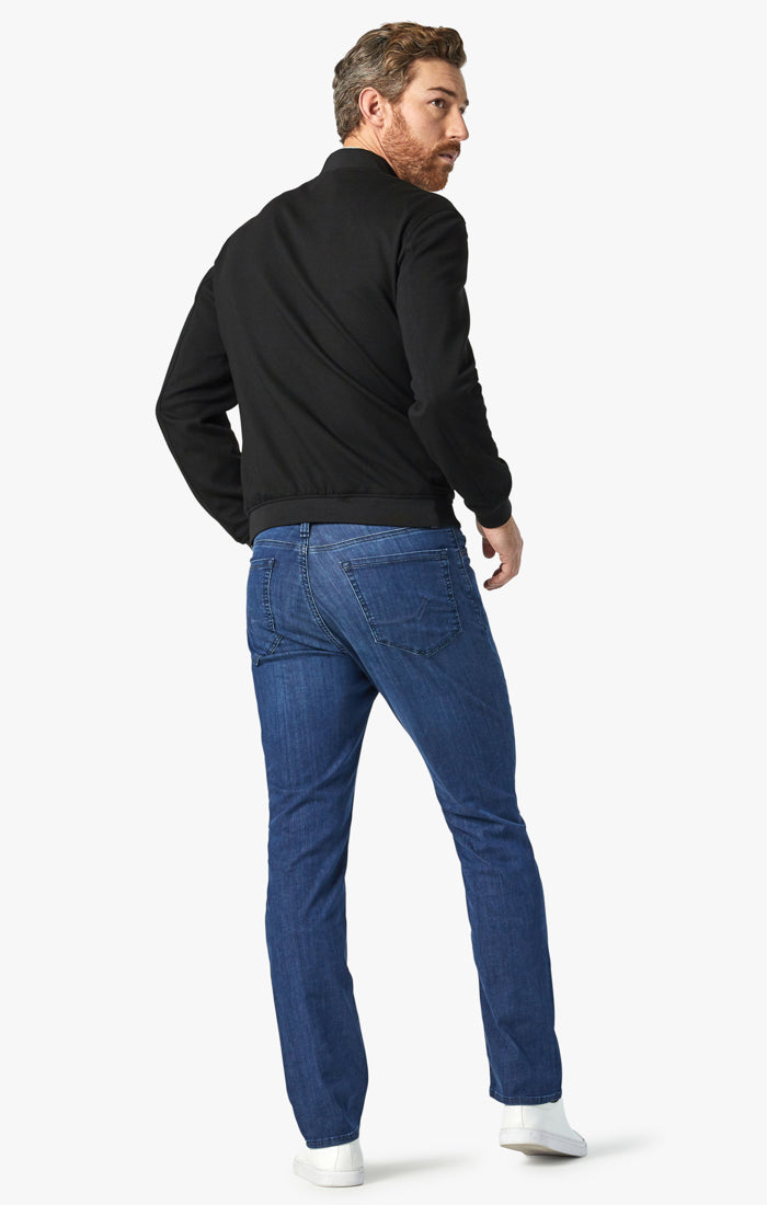 Courage Straight Leg Jeans In Mid Kona Image 1