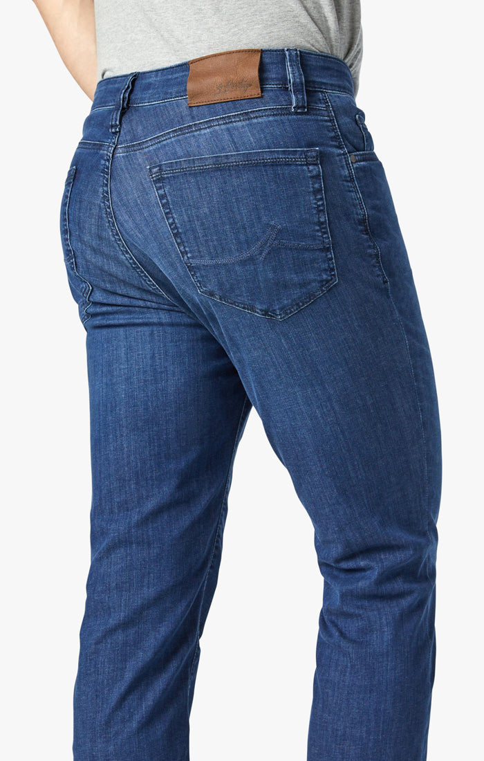 Courage Straight Leg Jeans In Mid Kona Image 4