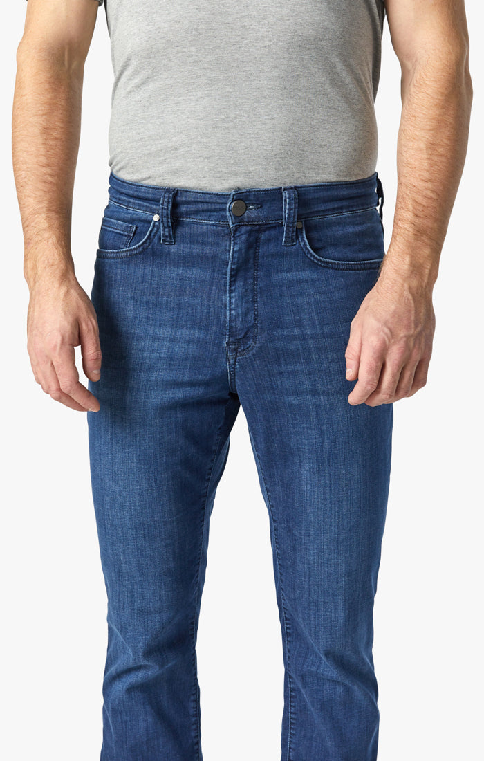 Courage Straight Leg Jeans In Mid Kona Image 5