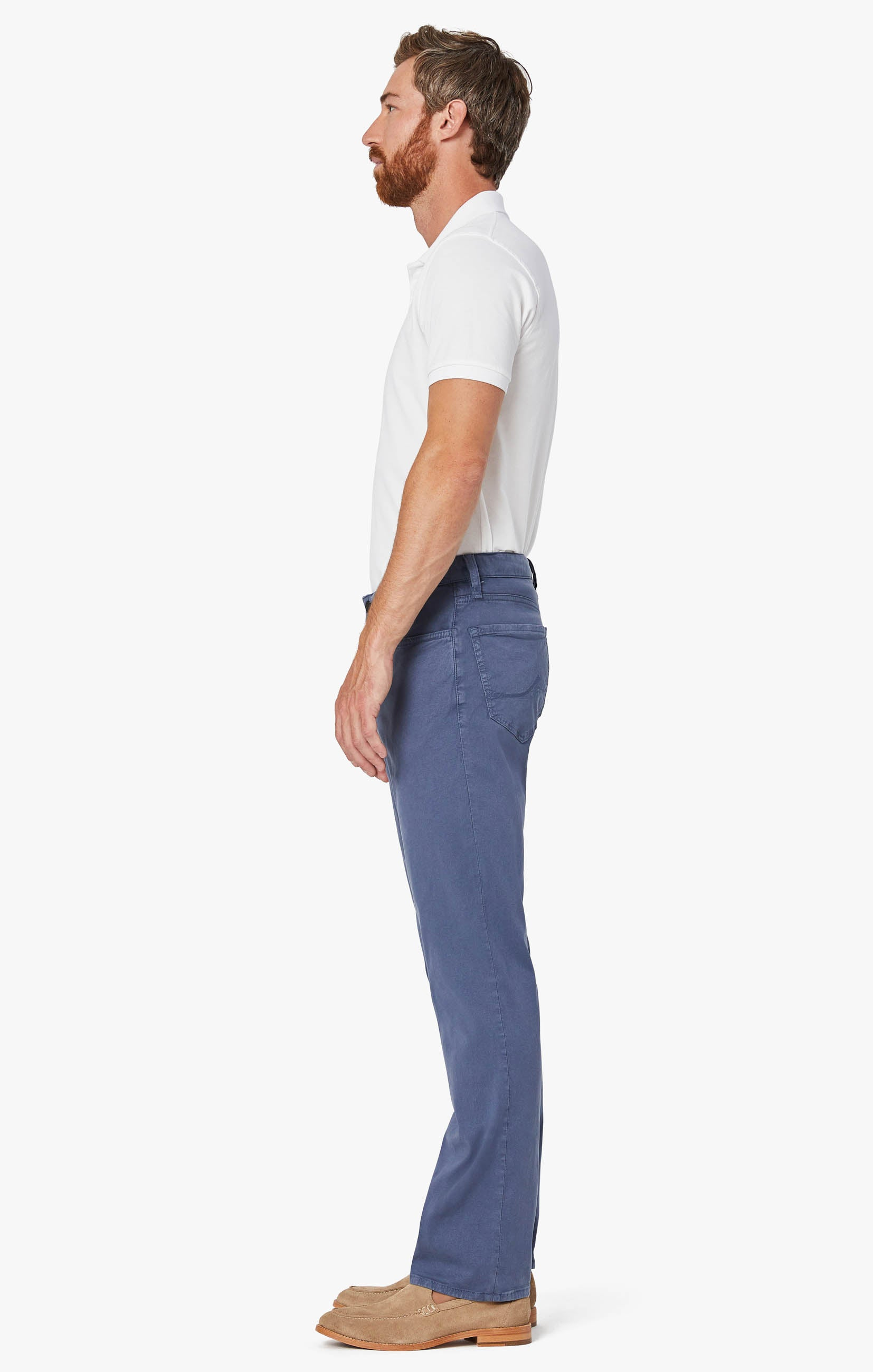 Courage Straight Leg Pants In Horizon Soft Touch Image 2
