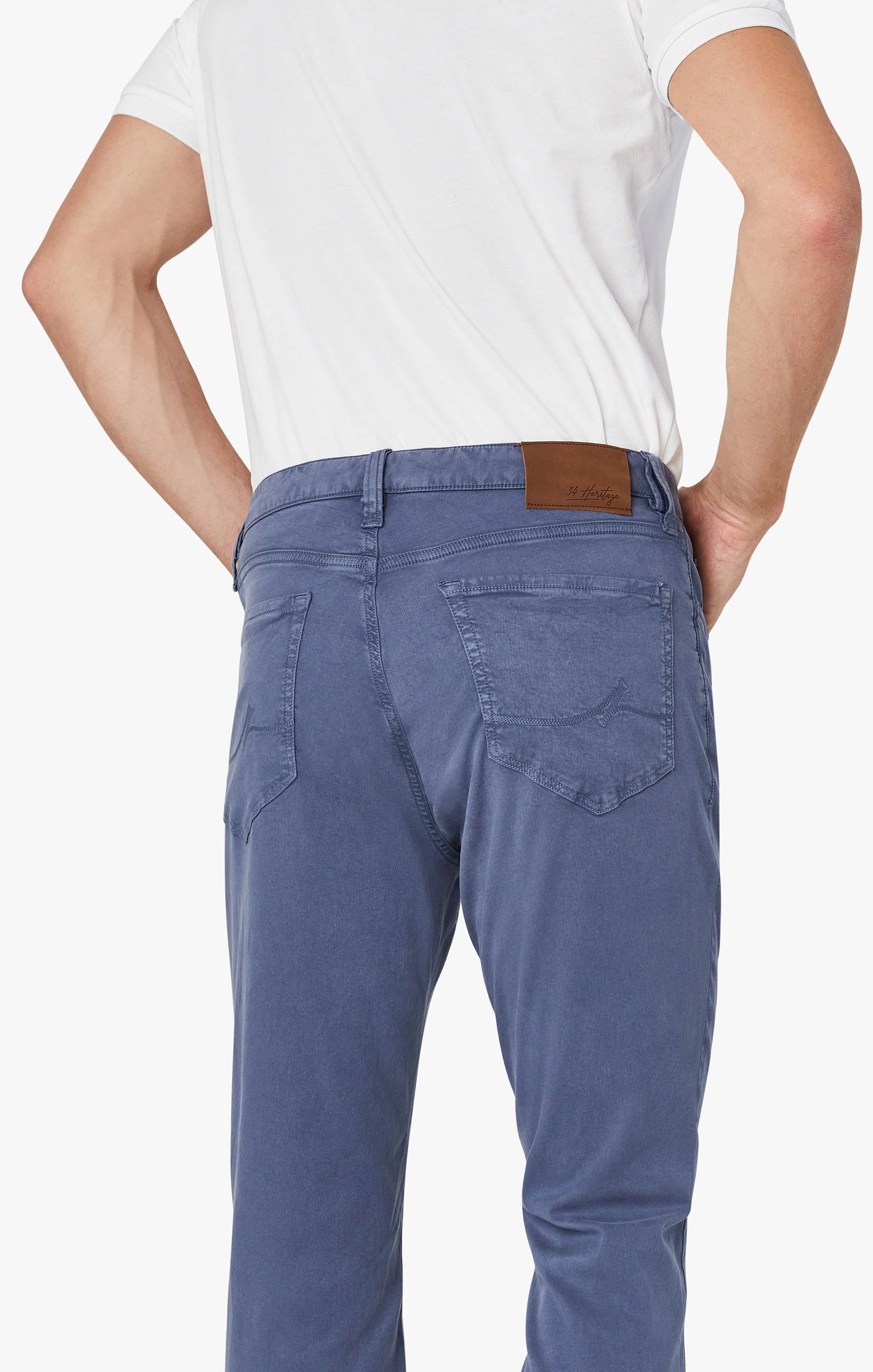 Courage Straight Leg Pants In Horizon Soft Touch Image 6