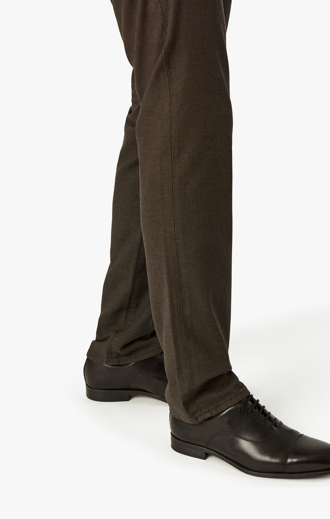 Courage Straight Leg in Mocha Oxford
