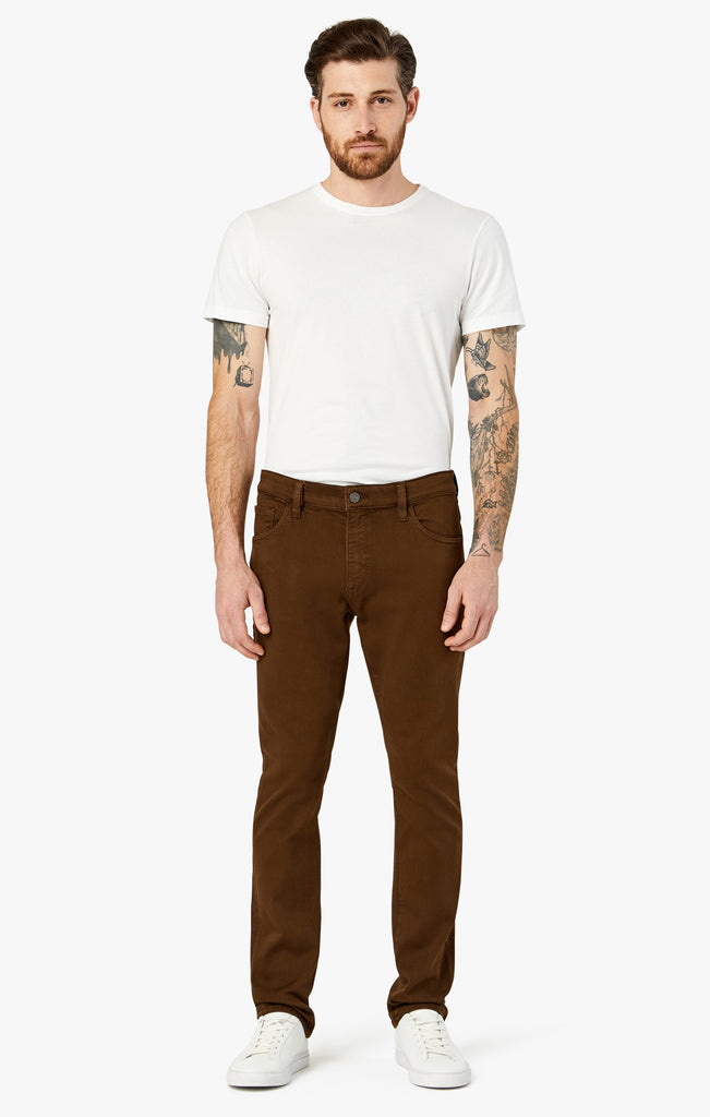 Courage Straight Leg in Brown Comfort
