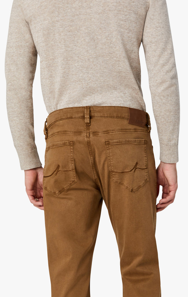 Courage Straight Leg in Tobacco Twill - 34 Heritage