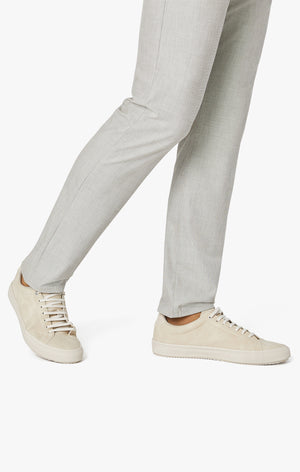 Courage Straight Leg Pants In Sand Summer Melange