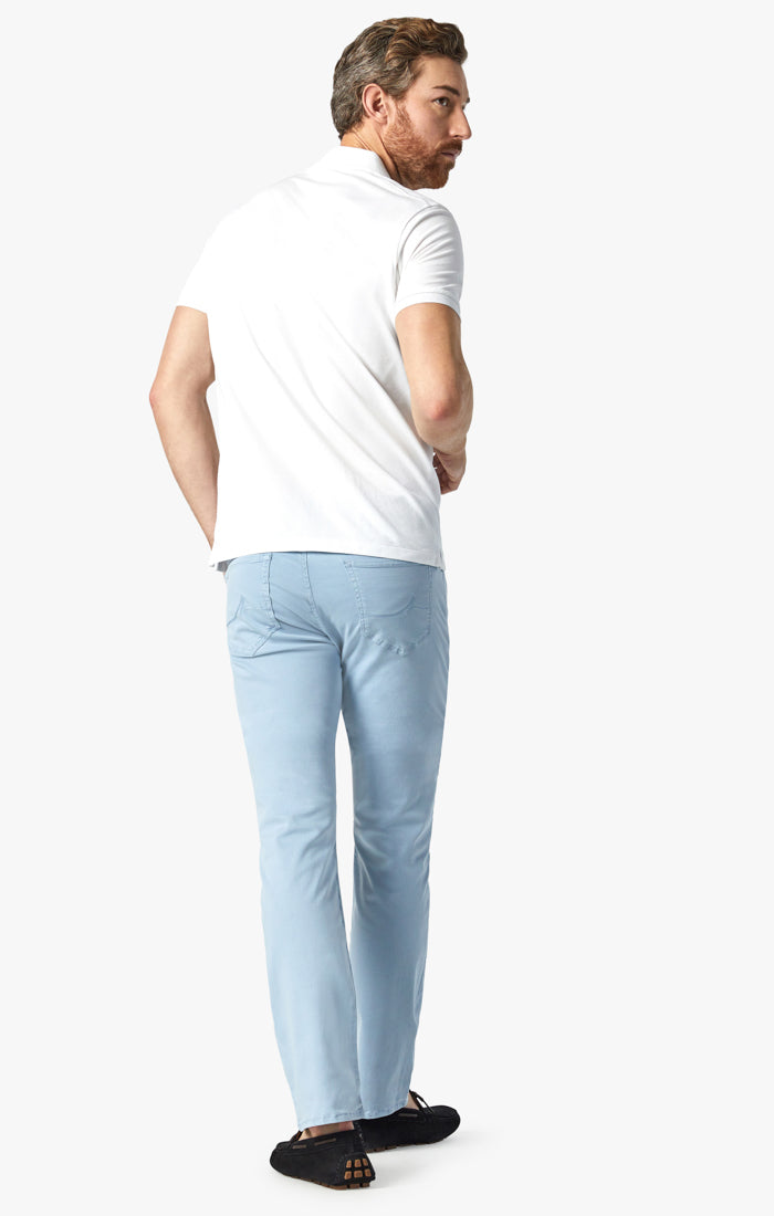 Courage Straight Leg Pants in Sky Twill Image 4