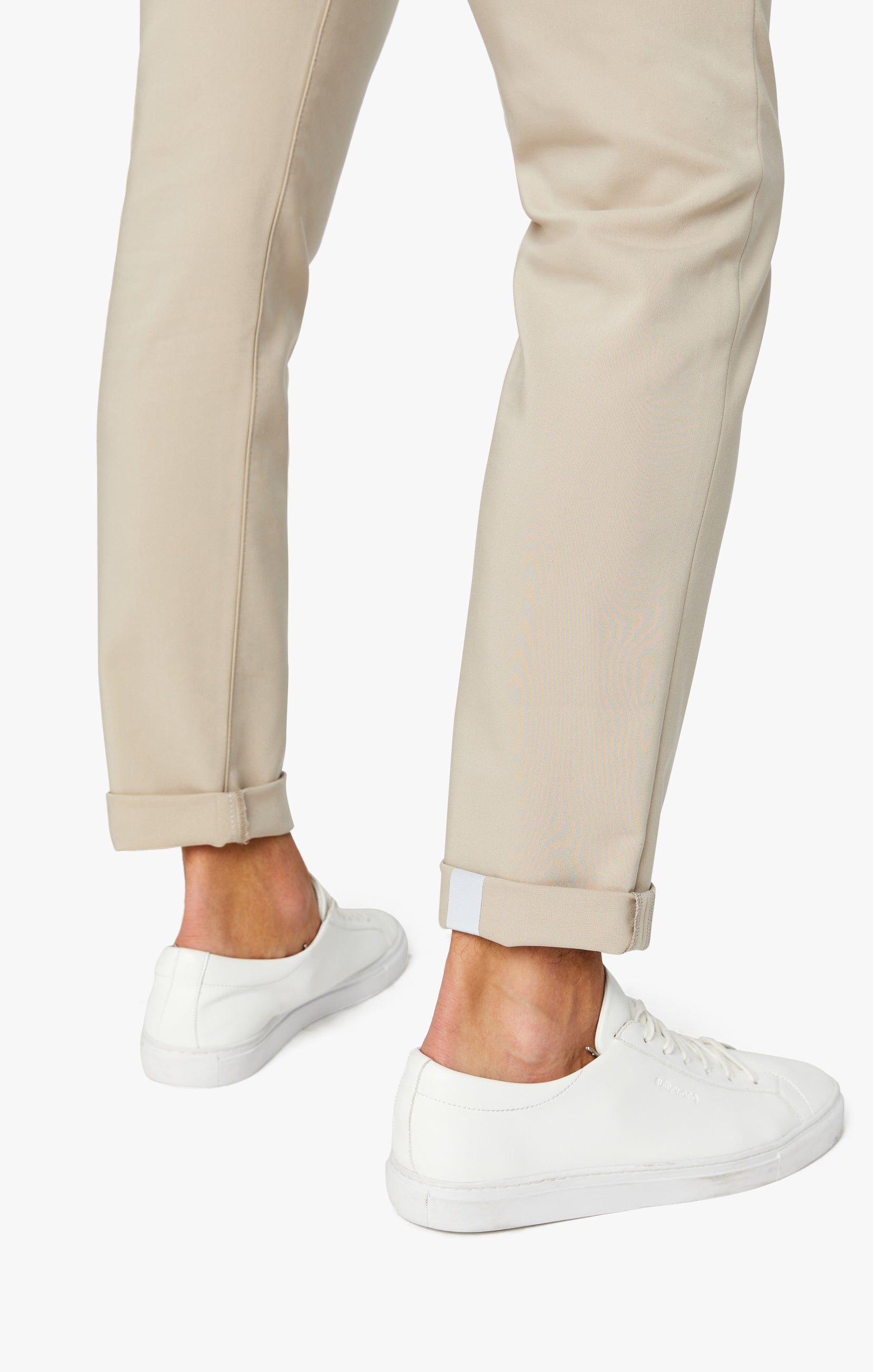 Courage Straight Leg Commuter Pants In Desert Image 6