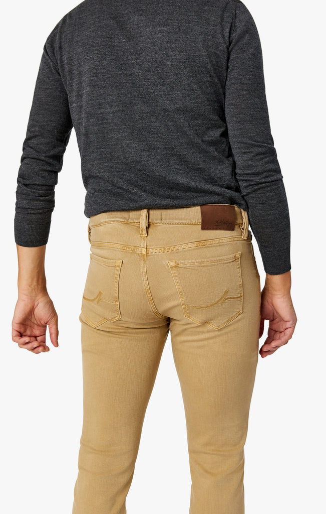 Courage Straight Leg Pants In Camel Comfort