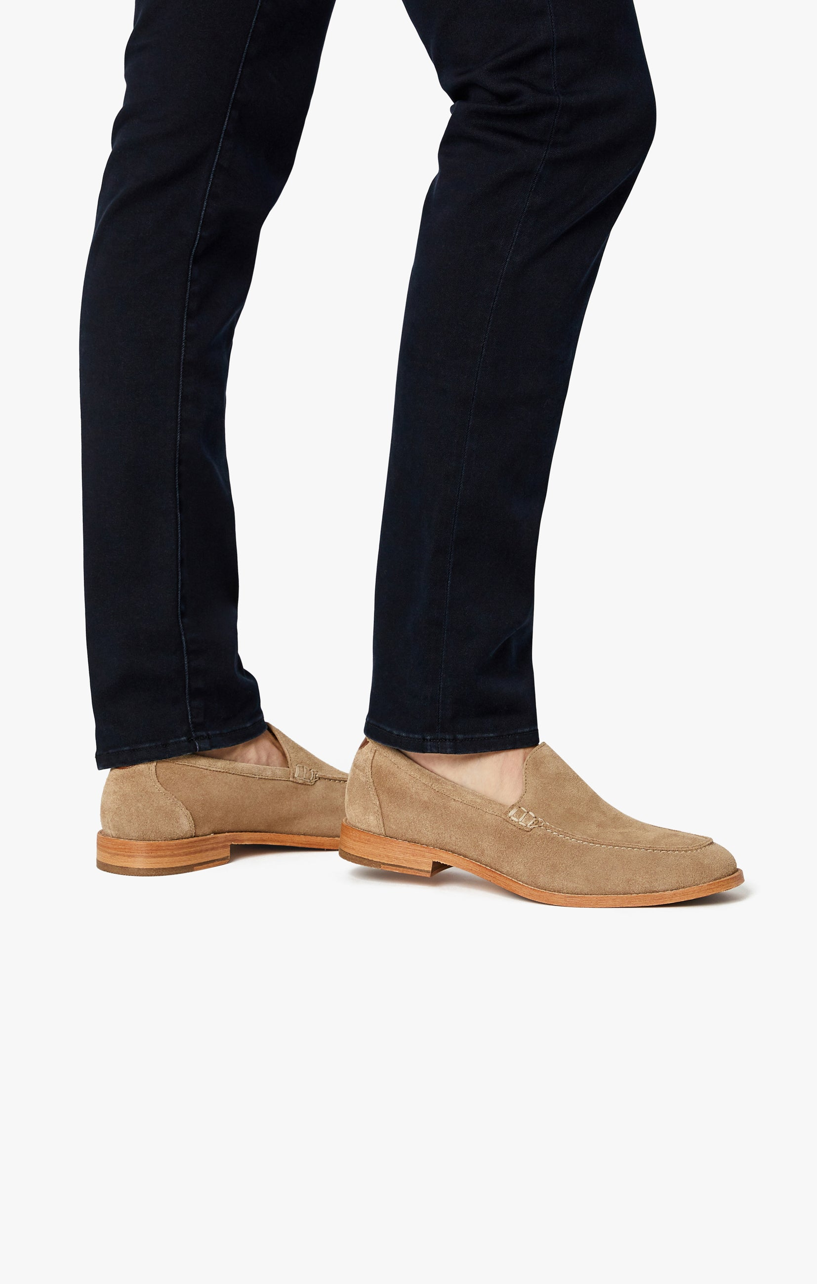 Courage Straight Leg Jeans in Blue Smart Casual Image 5