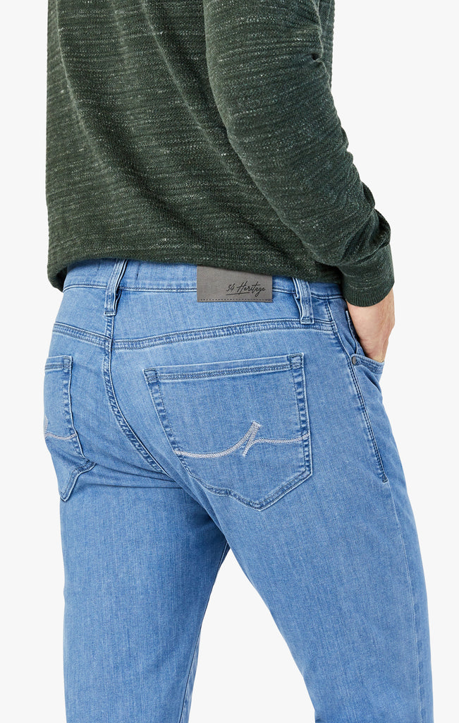 Courage Straight Leg Jeans In Light Kona