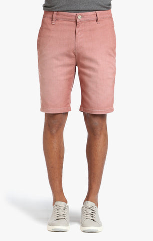 Nevada Shorts In Brick Washed