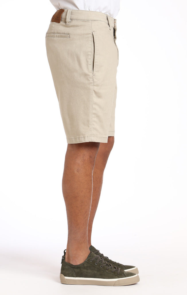 Nevada Shorts In Creme Twill - 34 Heritage