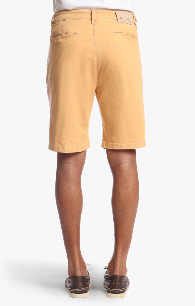 Nevada Shorts In Peach Washed