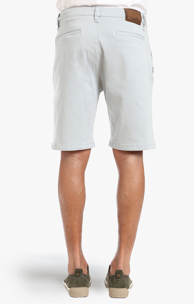 Nevada Shorts In Ice Twill - 34 Heritage