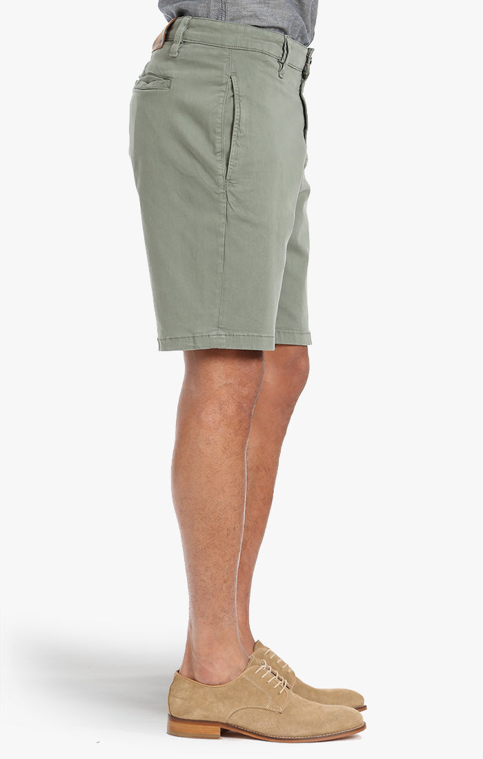 Nevada Shorts In Moss Twill Image 4