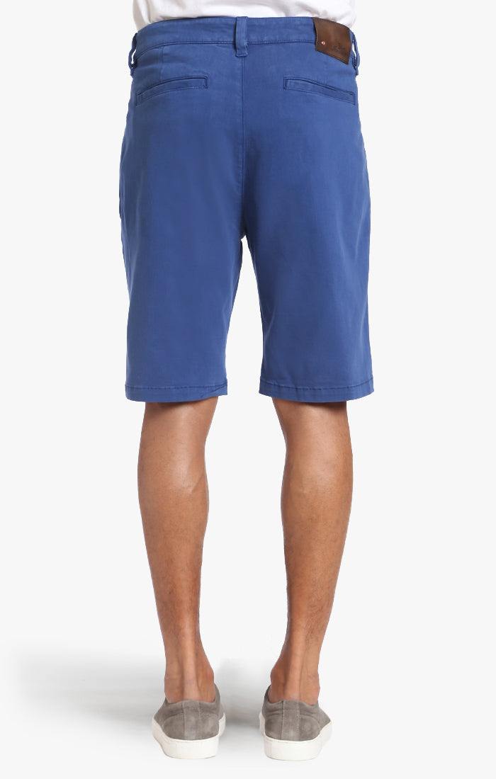 Nevada Shorts In Royal Twill Image 3