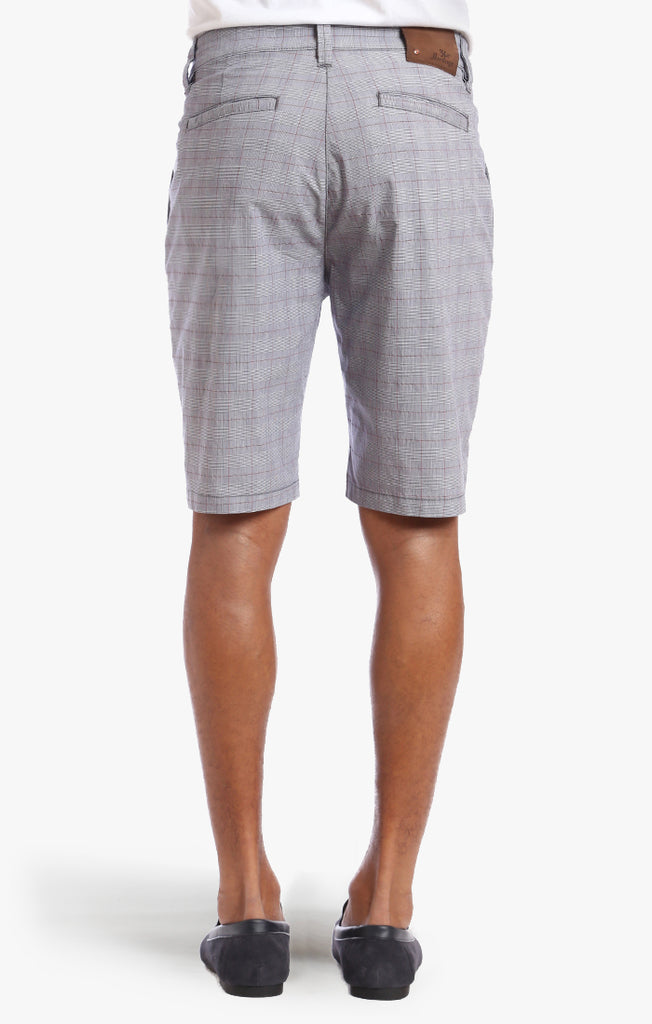 Nevada Grey Plaid